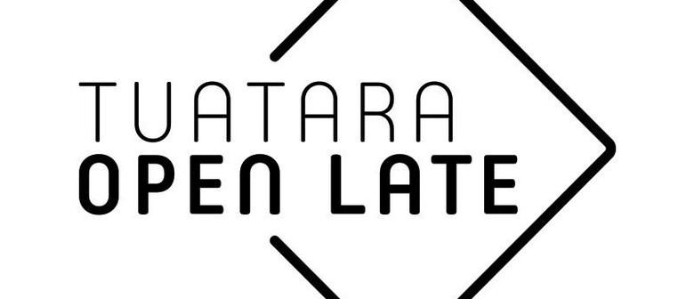 Tuatara Open Late: Lawrence Arabia