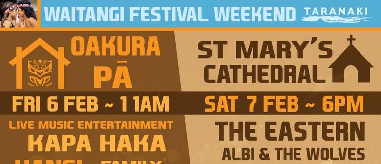 Waitangi Weekend Festival