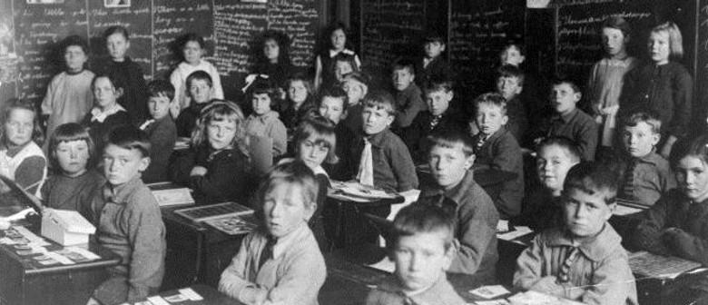 The Classroom War: A Talk by Jock Phillips