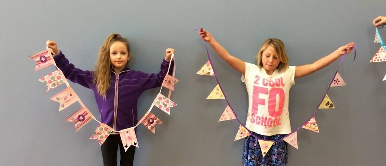 Creative Kids School Holiday Programme