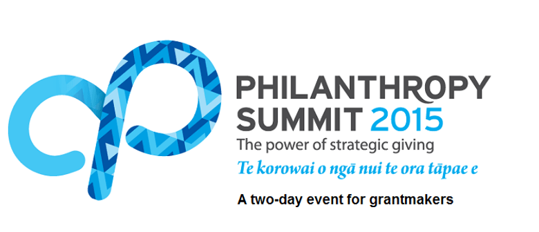 Philanthropy Summit 2015: The Power of Strategic Giving