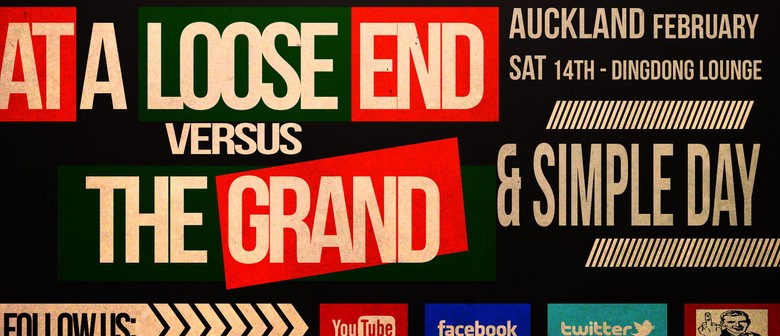 2 Bands 1 Cup - 2015 North Island Tour (Waste Fest)