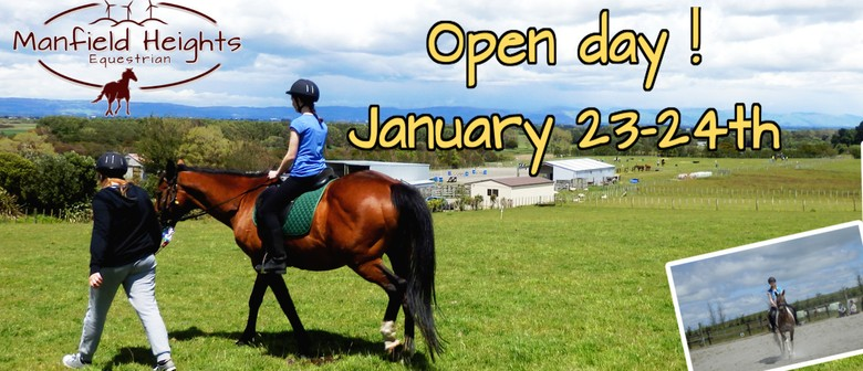 Manfield Heights Equestrian Open Days
