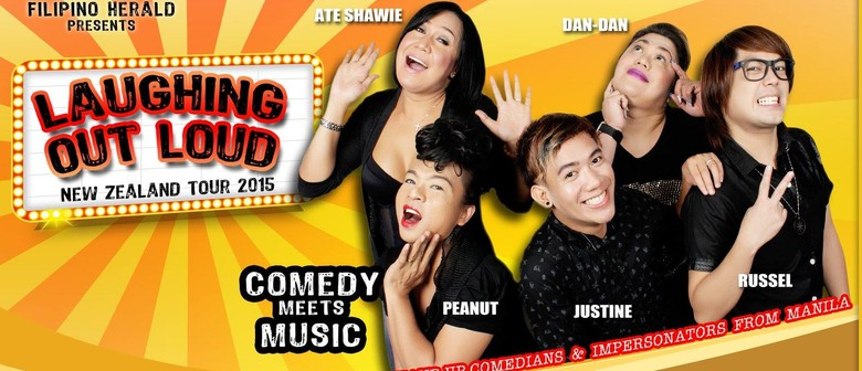 Laughing Out Loud NZ Tour