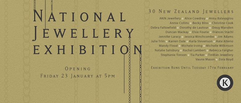 National Jewellery Exhibition