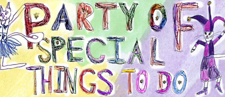 A Musical Fiesta: Party Of Special Things To Do
