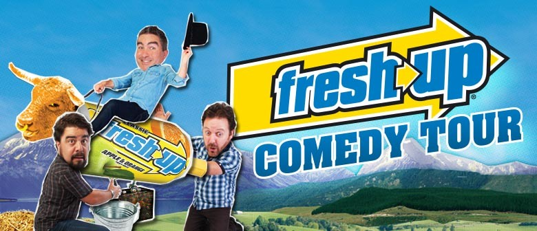 Fresh-up Comedy Tour