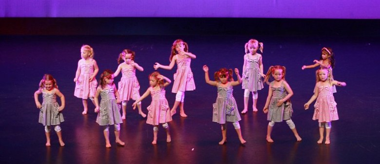 Lil Luvlies Dance Classes 2-4 year olds
