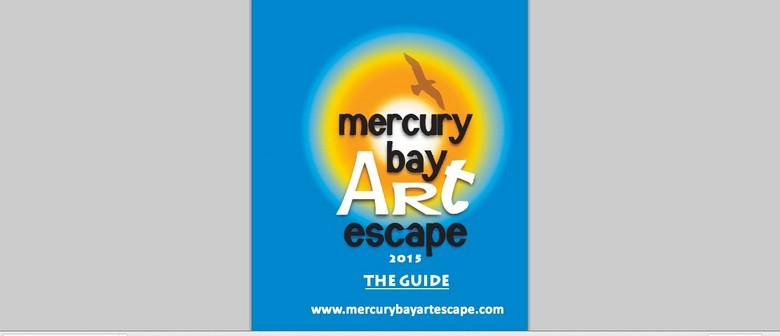 Mercury Bay Art Escape Open Studio Tour