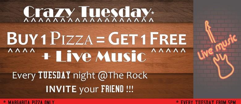 Crazy Tuesday Live Music