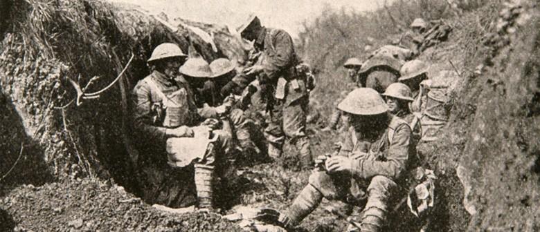 Walk and Talk – Dunedin Goes to War