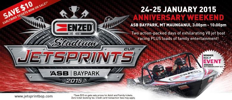 ENZED Stadium Jetsprints @ ASB Baypark