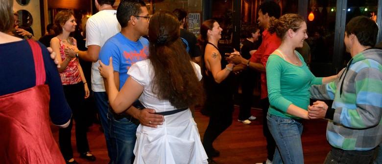 CubanFusion Salsa Session/Lesson