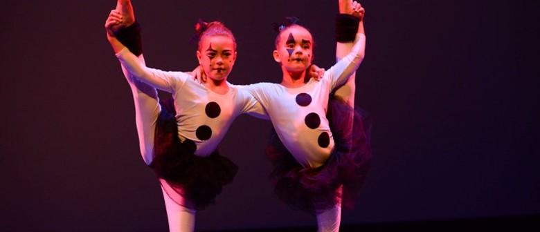 Intermediate Acro Dance Class
