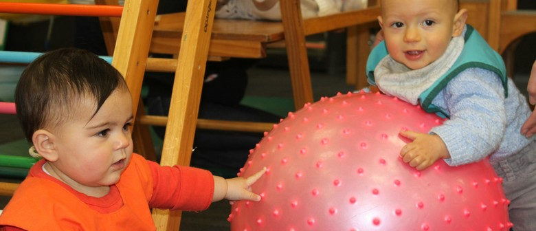 GymbaRoo Classes for Babies Aged 6 Weeks to 6 Months