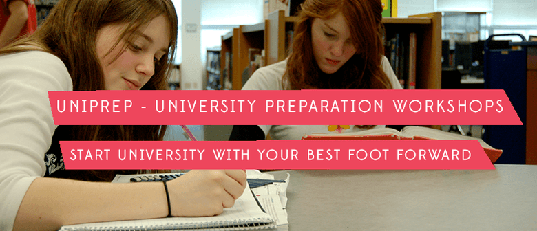 UniPrep University Preparation Workshops - Academic Writing