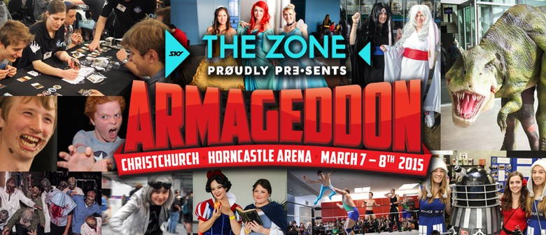 Christchurch Armageddon