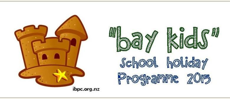 School Holiday Programme: Bay Kids
