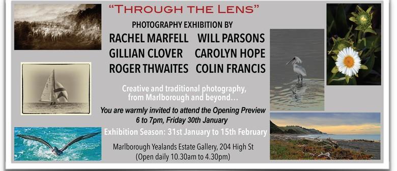 """Through the Lens"" Photography Exhibition"