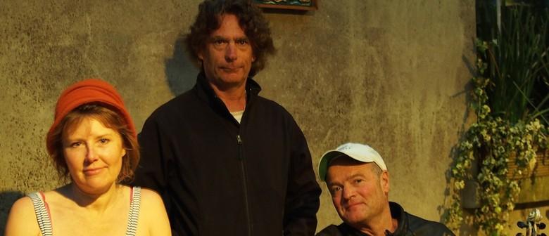 Adams, Gavin & Moon - Wee South Island Tour