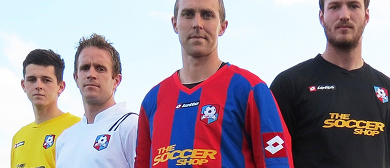 WaiBOP United v Team Wellington (ASB Premiership football)