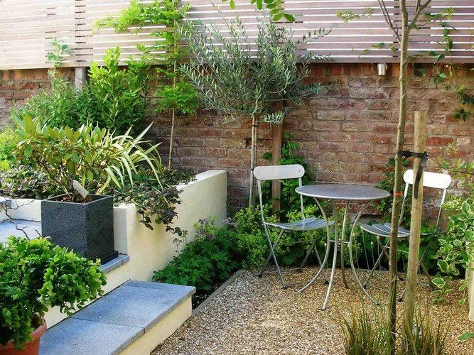 Elements of small garden design auckland eventfinda for Arreglar un jardin con poco dinero