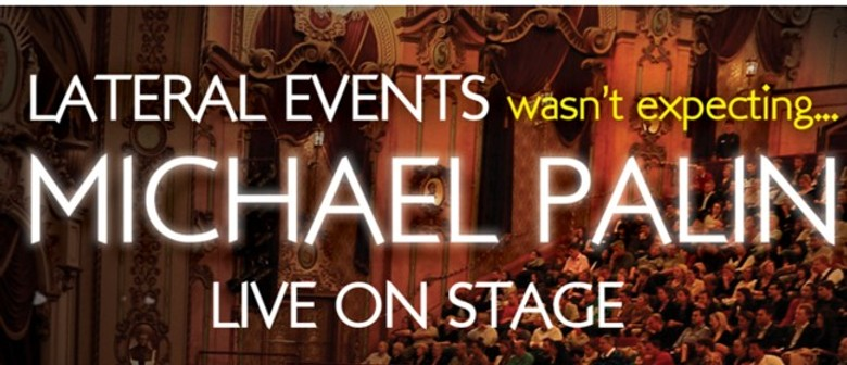 Michael Palin: Live On Stage