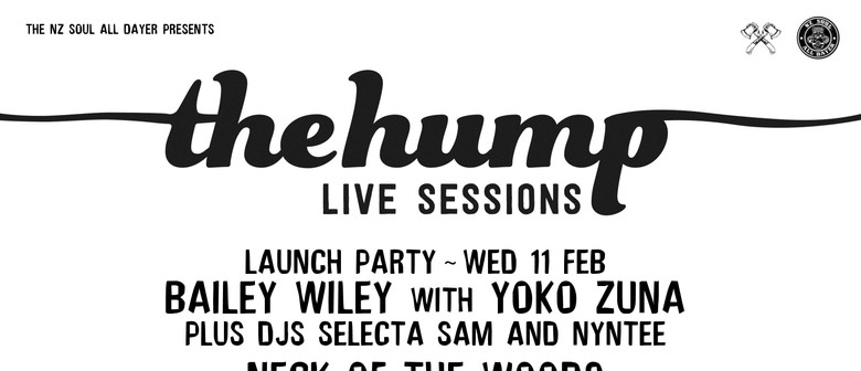The Hump Live Sessions Launch Party