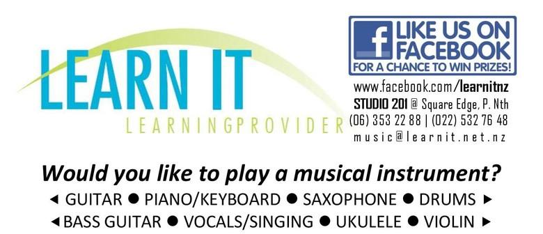 Learn It Music Studio Open Day
