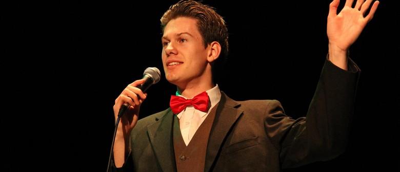 Reuben Simpson Jazz Vocalist - Step back in time!: CANCELLED