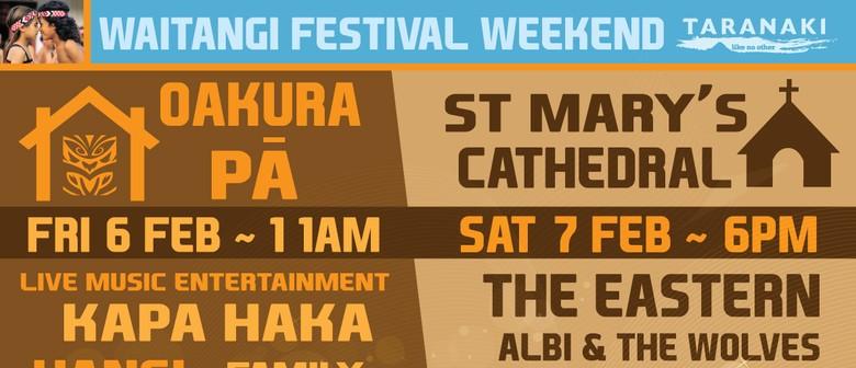 Waitangi Festival Weekend