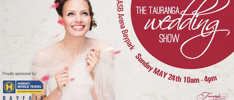 The Tauranga Wedding Show 2015