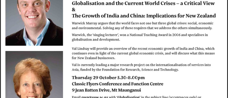 Globalisation & The Growth of India and China