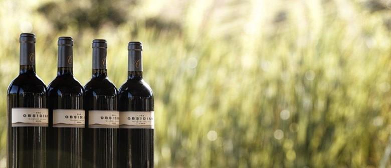 Waiheke Vintage Festival - Obsidian Bordeaux Blend Tasting