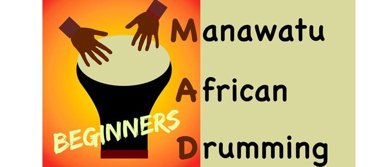 Manawatu African Drumming: Beginnners