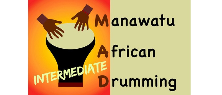 Manawatu African Drumming: Intermediate
