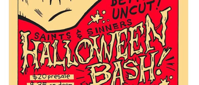 Saints & Sinners Halloween Bash