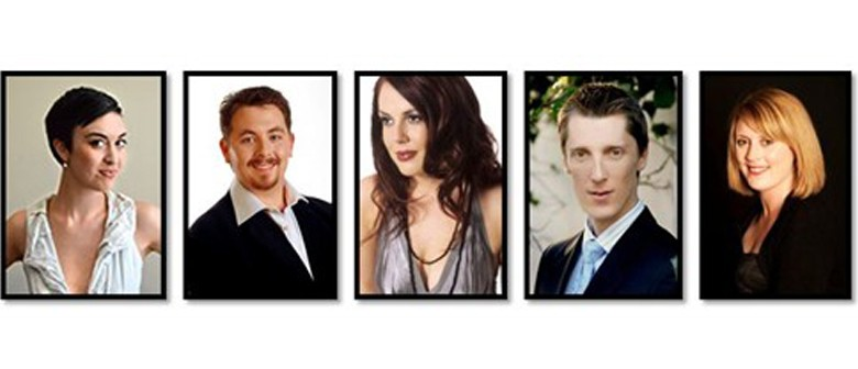 Rotorua Music Federation presents the Takiri Ensemble