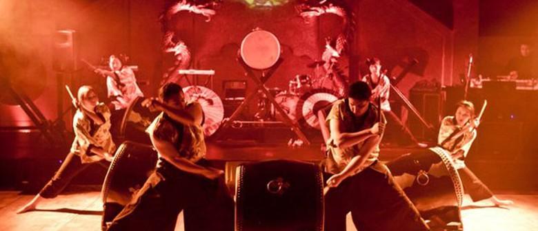 Tamashi Taiko Drummers