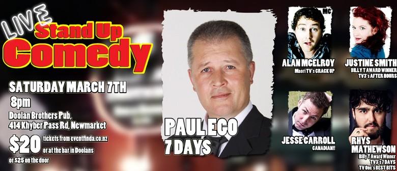 Paul Ego (7 Days)