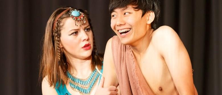 SGCNZ Marlborough Regional UOSW Shakespeare Festival