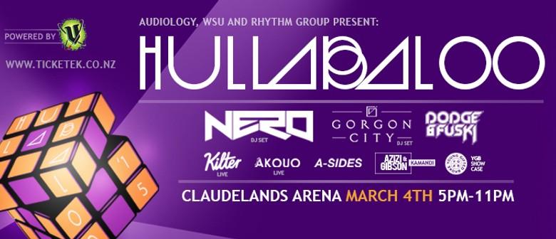Hullabaloo Music Festival feat. Nero,Gorgon City, many more