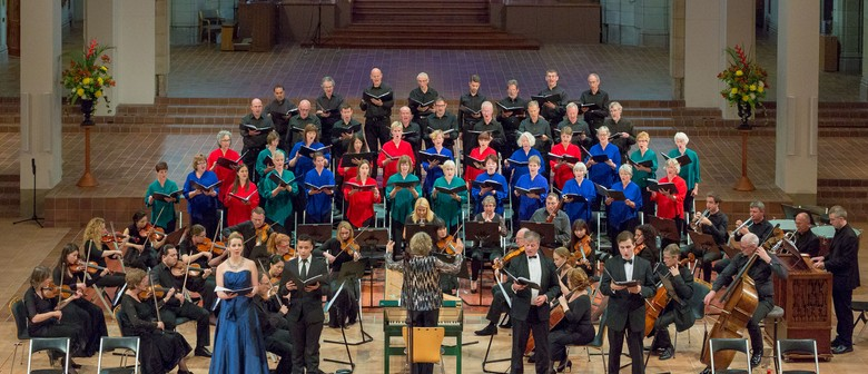 Bach Musica NZ presents: Brahms Requiem and Canteloube Songs