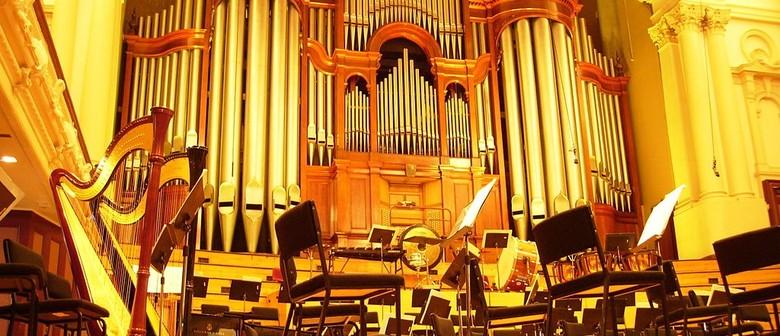 Bach Musica NZ Presents: Organ Spectacular