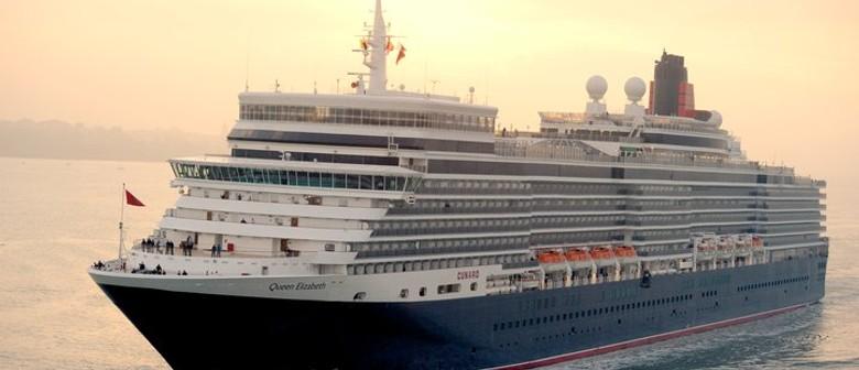 Cunard's Queen Elizabeth Anzac Voyage