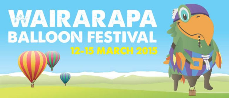 Wairarapa Balloon Festival - Resene Island Hopper Challenge