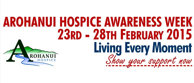 Arohanui Hospice Awareness Week 2015