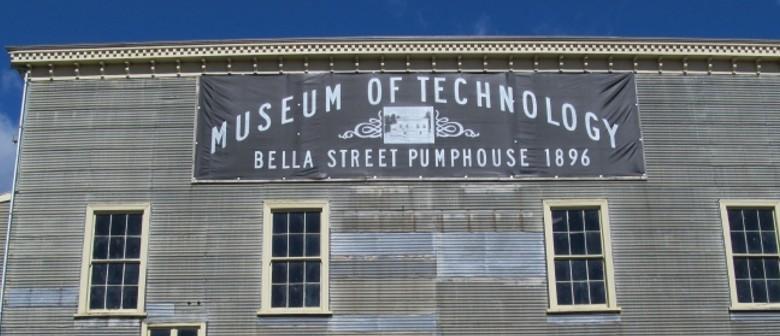 Bella St Pumphouse Open Day