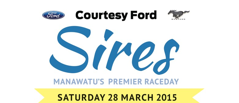 Courtesy Ford Manawatu Sires Produce Stakes Day