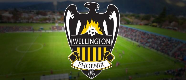 Wellington Phoenix v Newcastle Jets